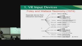 [가상현실05]3D User Interfaces for VR